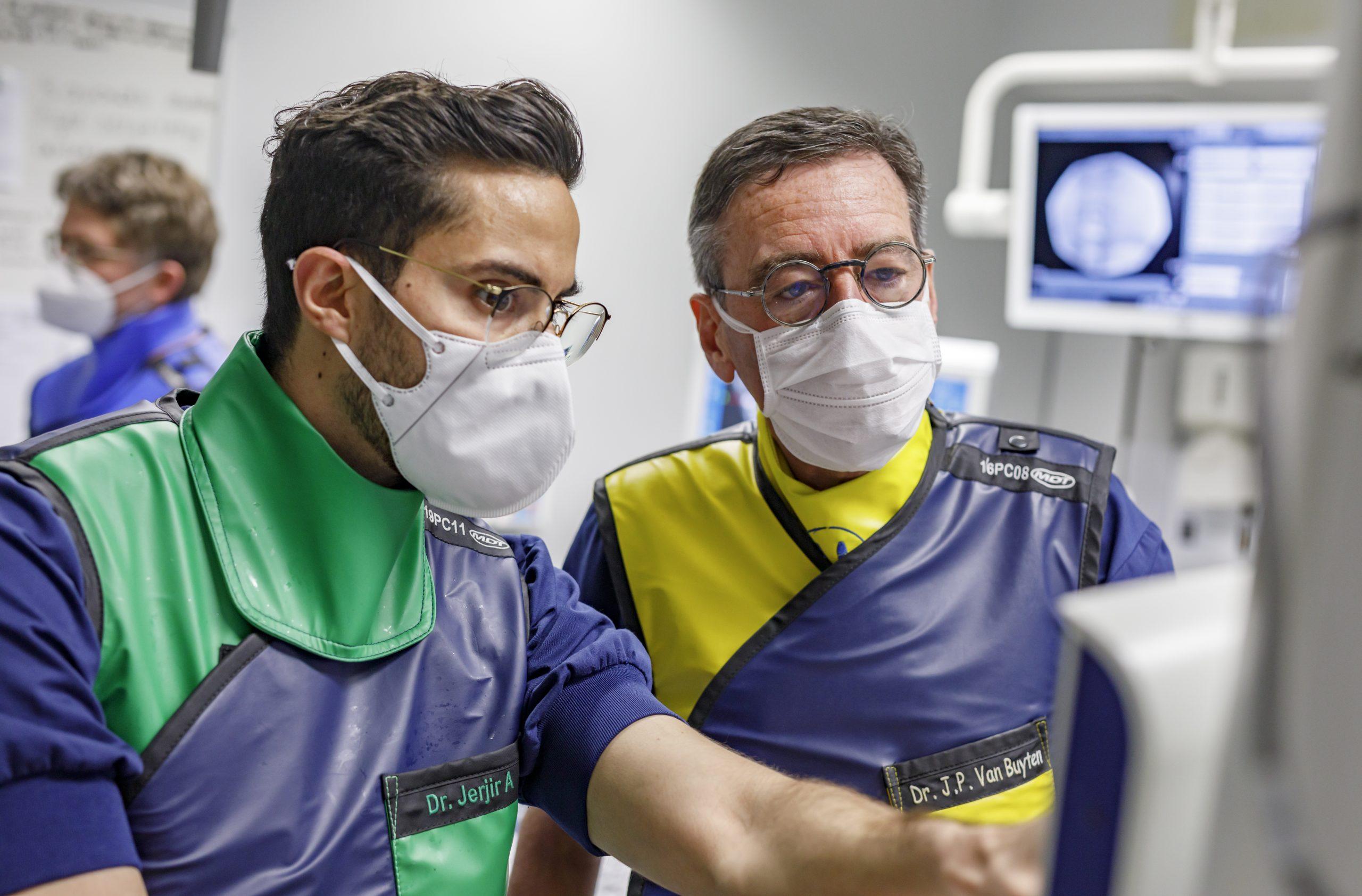 Pijncentrum AZ Nikolaas